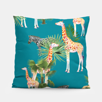 Thumbnail image of Africa Pillow, Live Heroes