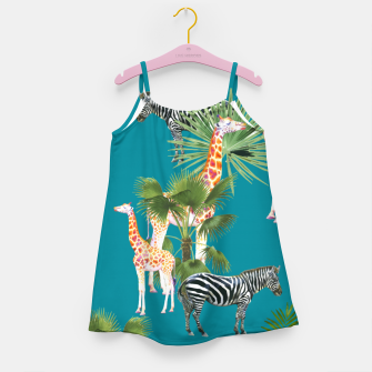 Thumbnail image of Africa Girl's dress, Live Heroes