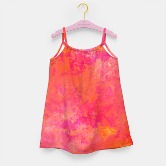 Thumbnail image of Girl's Dress Watercolor Backgound 10, Live Heroes