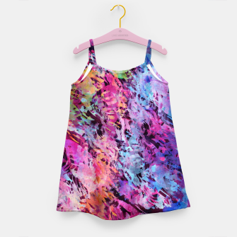 Thumbnail image of Girl's Dress Watercolor Backgound 12, Live Heroes