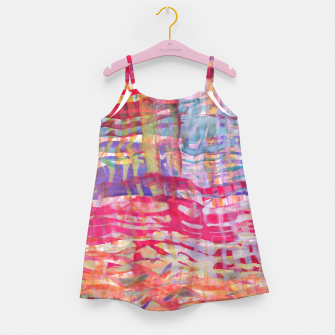 Thumbnail image of Girl's Dress Watercolor Backgound 13, Live Heroes