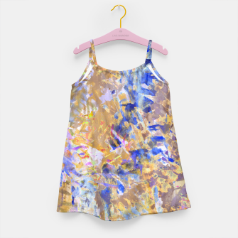 Thumbnail image of Girl's Dress Watercolor Backgound 15, Live Heroes