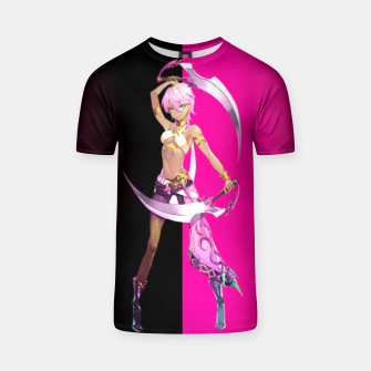Thumbnail image of Anime art pink, Live Heroes