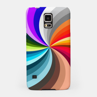 Thumbnail image of GROOVY FUNK THINGS RAINBOW SWIRL Samsung Case, Live Heroes