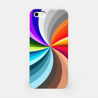 Thumbnail image of GROOVY FUNK THINGS RAINBOW SWIRL iPhone Case, Live Heroes