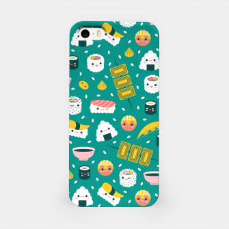 Thumbnail image of Sushii  iPhone Case, Live Heroes