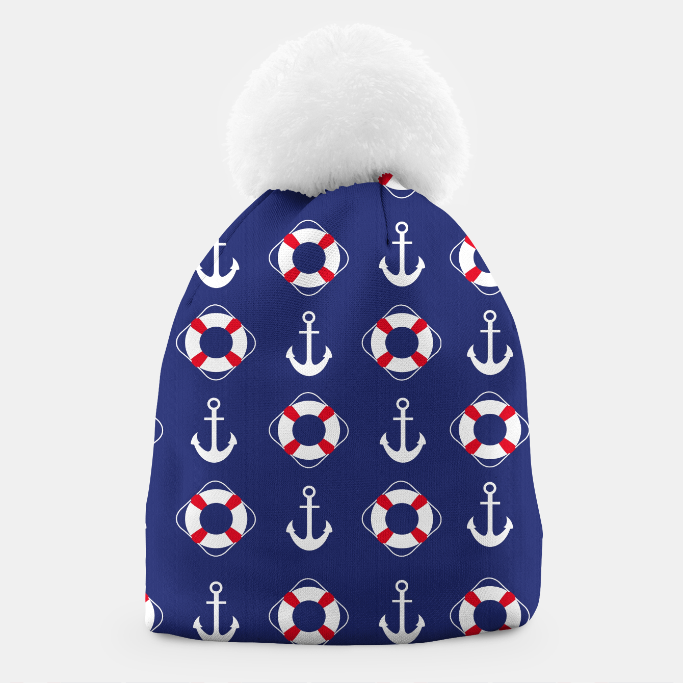 Image of GROOVY FUNK THING NAUTICAL Beanie - Live Heroes