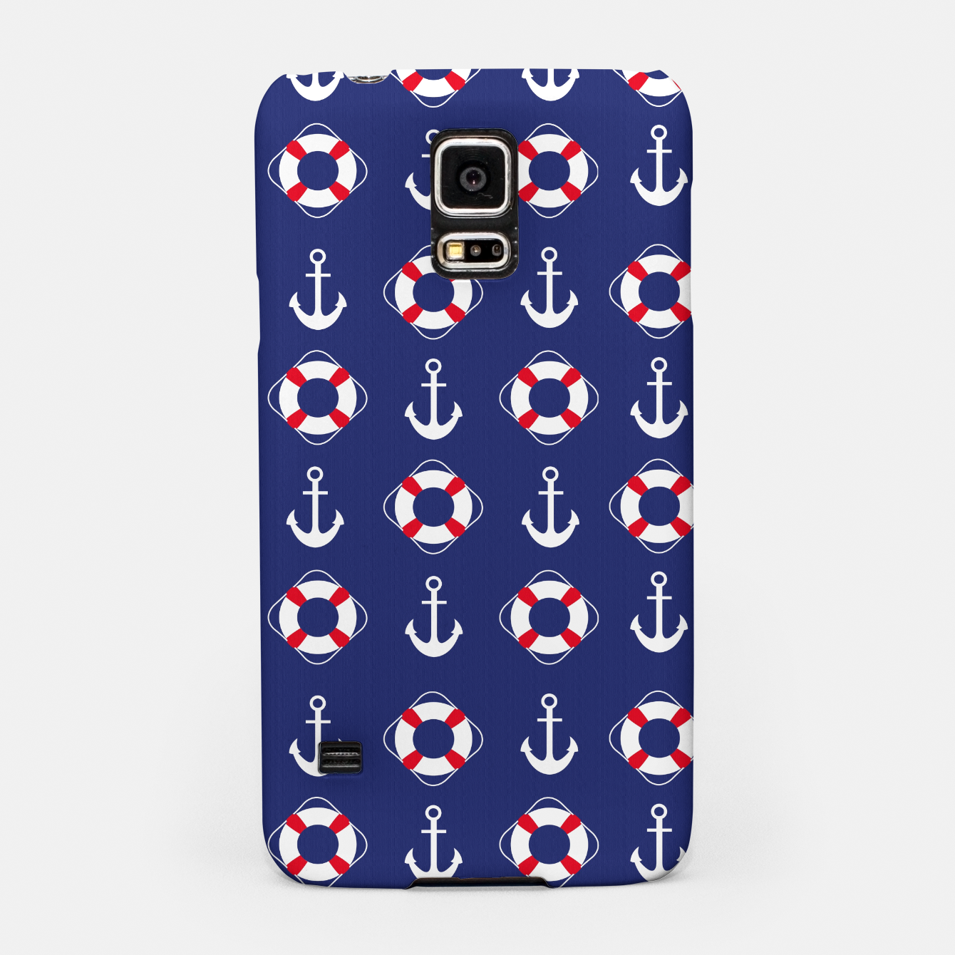 Image of GROOVY FUNK THING NAUTICAL Samsung Case - Live Heroes