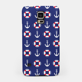 GROOVY FUNK THING NAUTICAL Samsung Case thumbnail image