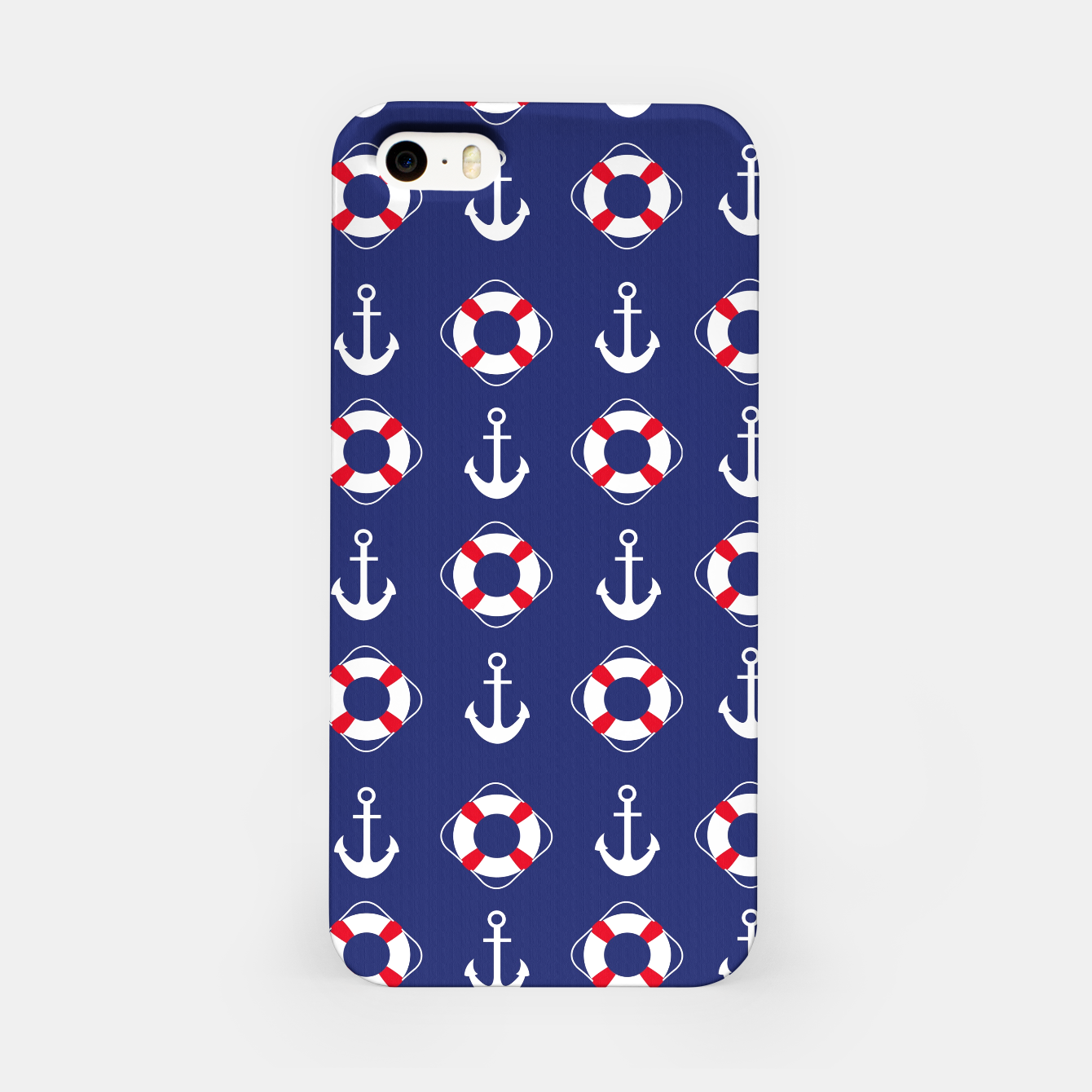 Image of GROOVY FUNK THING NAUTICAL iPhone Case - Live Heroes