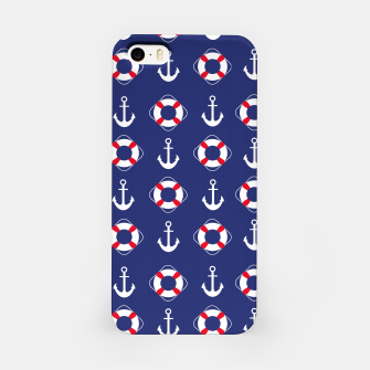 GROOVY FUNK THING NAUTICAL iPhone Case thumbnail image