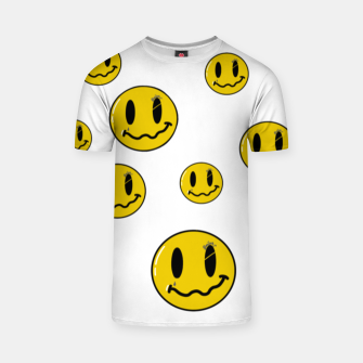 Thumbnail image of Smiley T-shirt, Live Heroes
