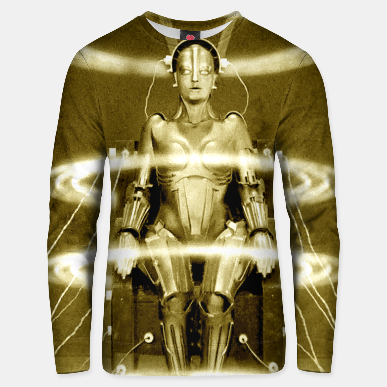 Image of MARIA Unisex sweater - Live Heroes