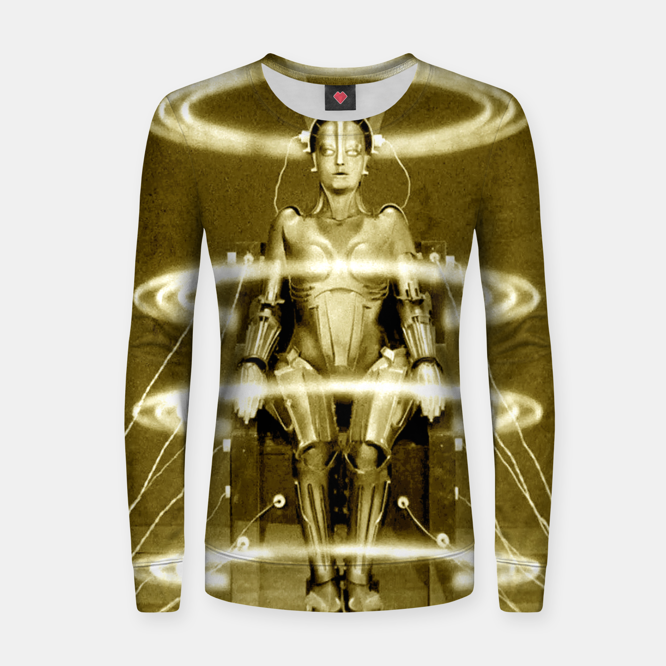 Image of MARIA Women sweater - Live Heroes