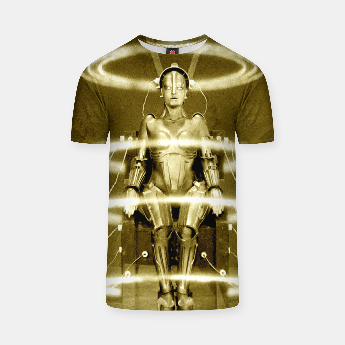 Image of MARIA T-shirt - Live Heroes