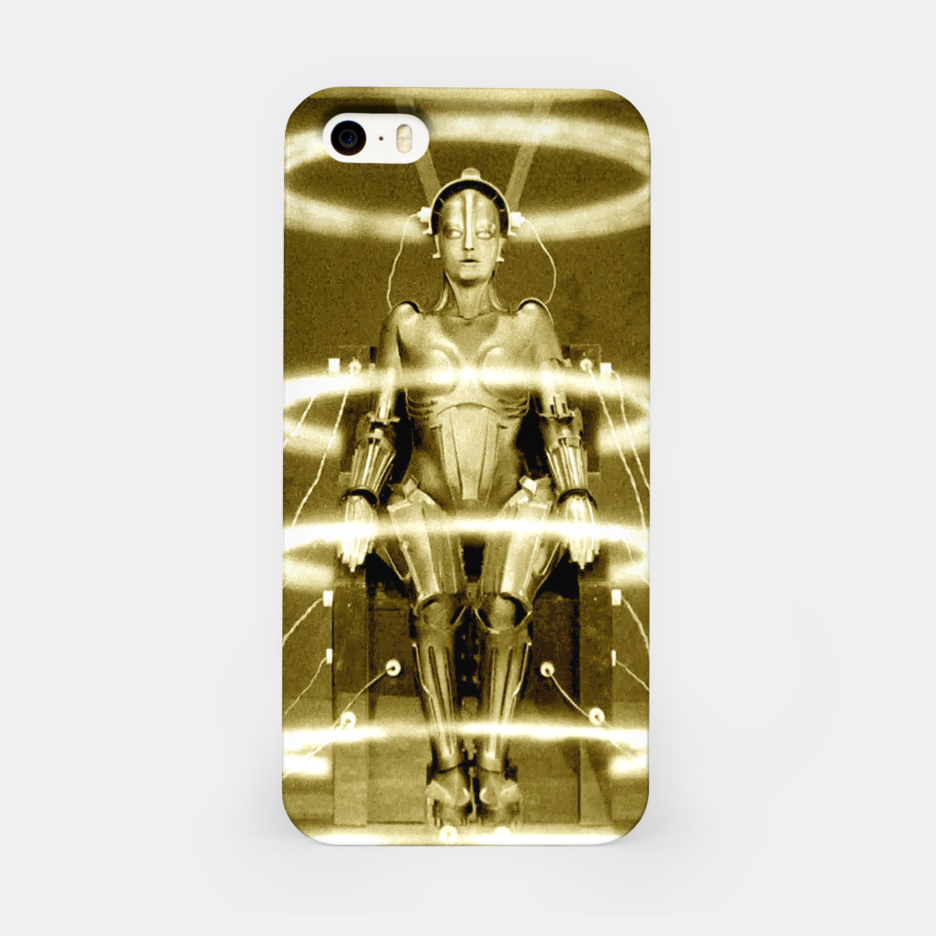 Image of MARIA iPhone Case - Live Heroes