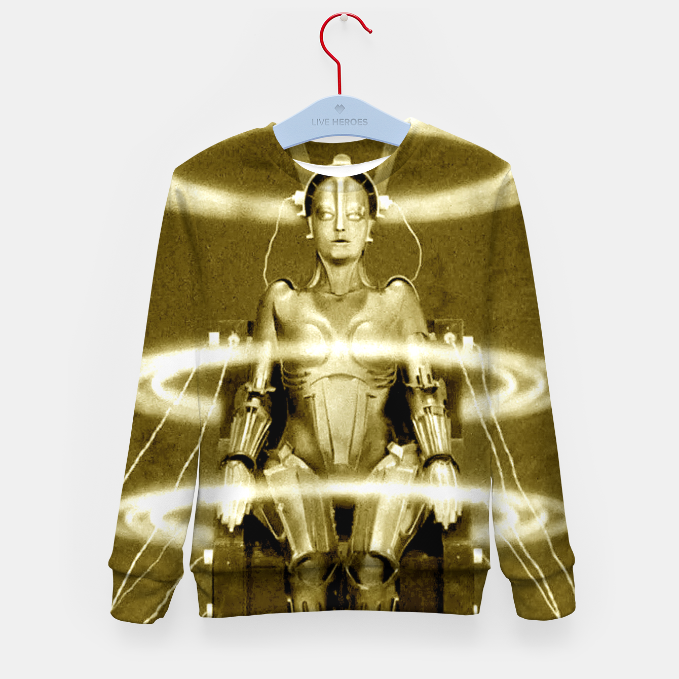Image of MARIA Kid's sweater - Live Heroes