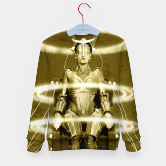 Thumbnail image of MARIA Kid's sweater, Live Heroes
