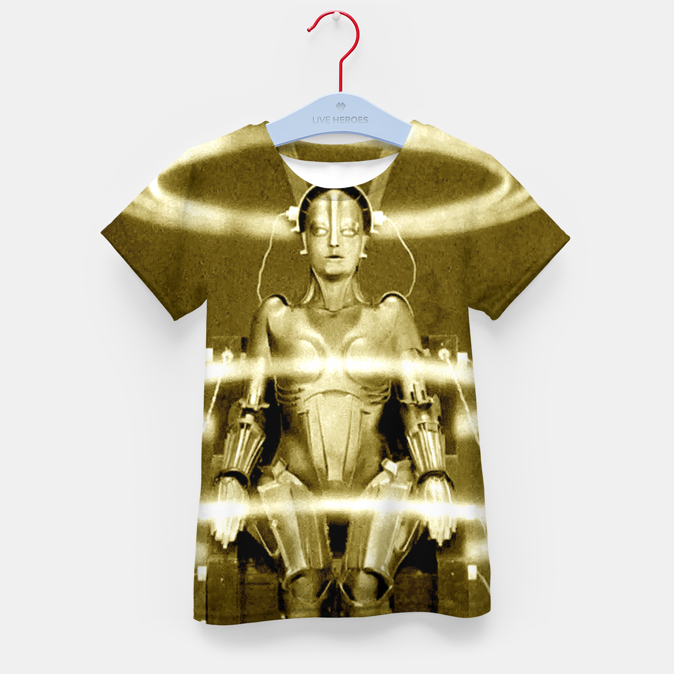 Image of MARIA Kid's t-shirt - Live Heroes