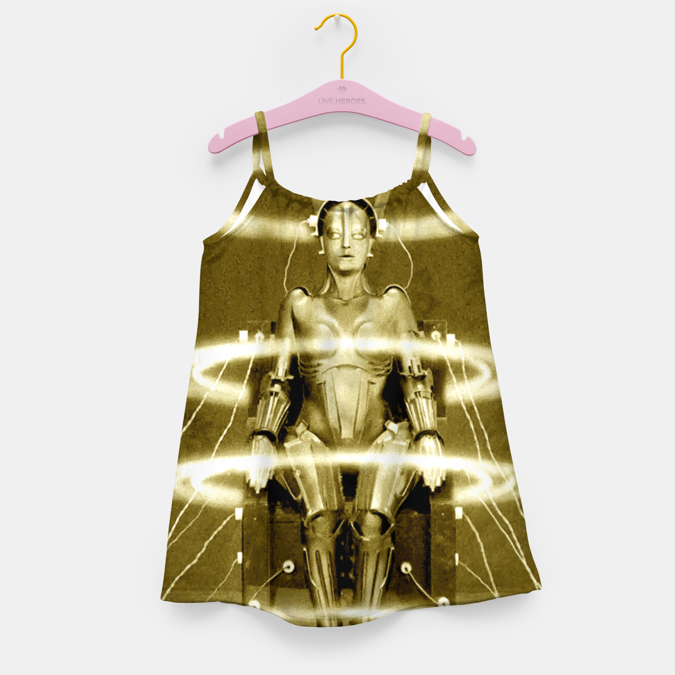 Image of MARIA Girl's dress - Live Heroes