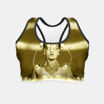Thumbnail image of MARIA Crop Top, Live Heroes