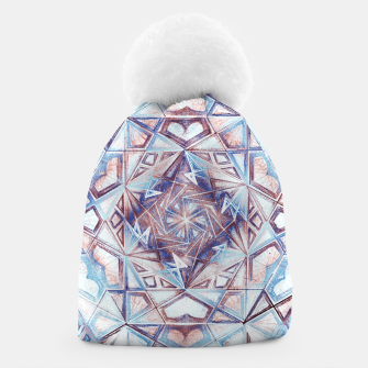Thumbnail image of Tesseract Psychedelic Kaleidoscope  Beanie, Live Heroes