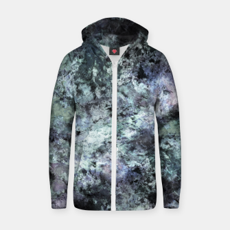 Thumbnail image of A visible presence Zip up hoodie, Live Heroes