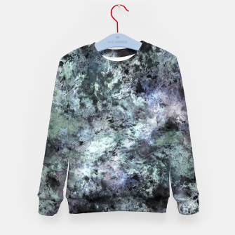 Thumbnail image of A visible presence Kid's sweater, Live Heroes