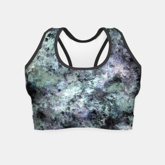 Thumbnail image of A visible presence Crop Top, Live Heroes