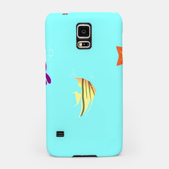 Thumbnail image of Sea creatures Samsung Case, Live Heroes