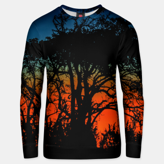 Thumbnail image of Sunset Colorful Nature Scene Unisex sweater, Live Heroes