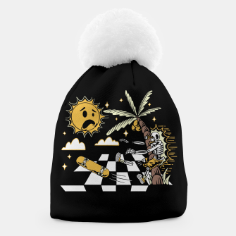 Thumbnail image of Skateboarder Beanie, Live Heroes