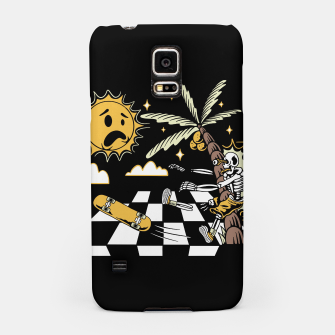 Thumbnail image of Skateboarder Samsung Case, Live Heroes