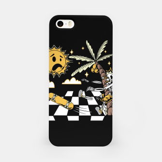 Thumbnail image of Skateboarder iPhone Case, Live Heroes