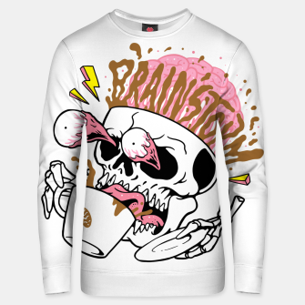 Thumbnail image of Brainstorm Coffee Unisex sweater, Live Heroes