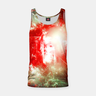 Thumbnail image of Shattered Space Tank Top, Live Heroes