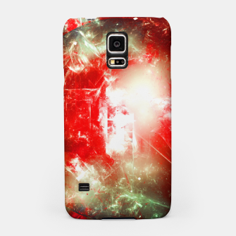 Thumbnail image of Shattered Space Samsung Case, Live Heroes