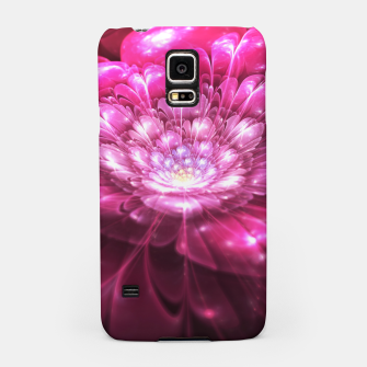Thumbnail image of Magenta Bloom Samsung Case, Live Heroes