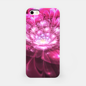 Thumbnail image of Magenta Bloom iPhone Case, Live Heroes