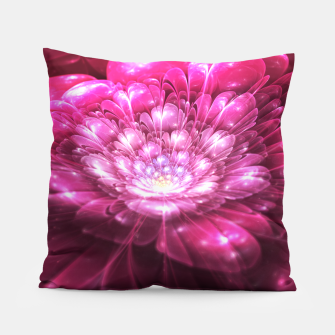 Thumbnail image of Magenta Bloom Pillow, Live Heroes