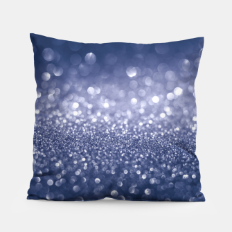 Thumbnail image of Abstract bokeh design Pillow, Live Heroes