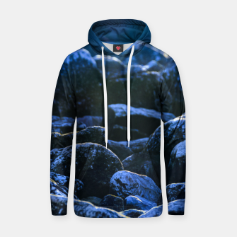 Thumbnail image of Big Rocks Illuminated by Sunlight Hoodie, Live Heroes