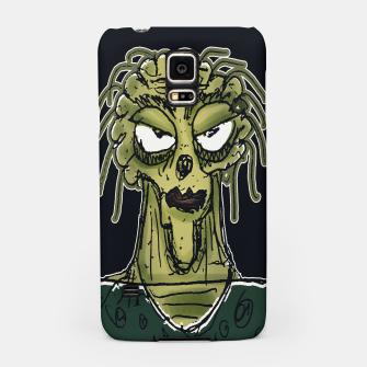 Thumbnail image of Ugly Monster Portrait Drawing Samsung Case, Live Heroes