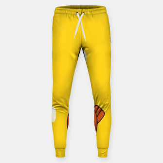 Thumbnail image of Chicken and eggs Sweatpants, Live Heroes