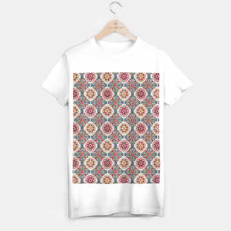 Thumbnail image of Oriental Heritage Traditional Moroccan Floral Style T-shirt regular, Live Heroes