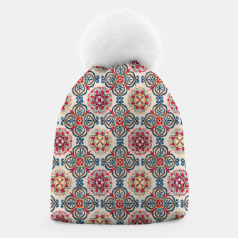 Thumbnail image of Oriental Heritage Traditional Moroccan Floral Style Beanie, Live Heroes