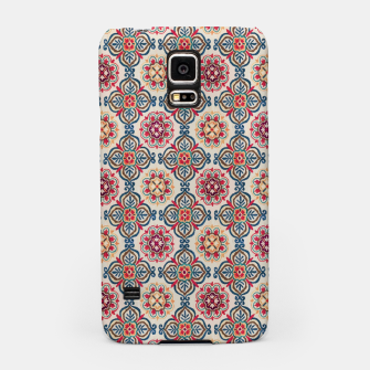 Thumbnail image of Oriental Heritage Traditional Moroccan Floral Style Samsung Case, Live Heroes