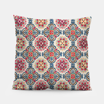 Thumbnail image of Oriental Heritage Traditional Moroccan Floral Style Pillow, Live Heroes