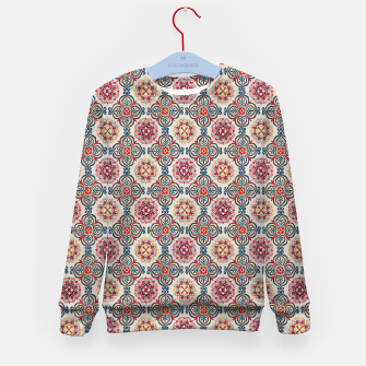Thumbnail image of Oriental Heritage Traditional Moroccan Floral Style Kid's sweater, Live Heroes