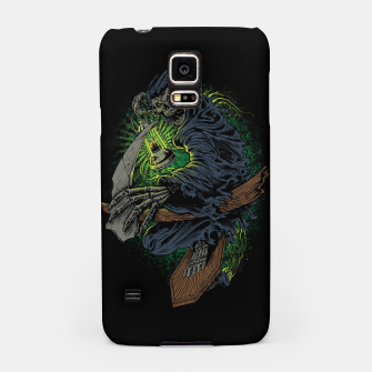Thumbnail image of Grim Reaper Samsung Case, Live Heroes